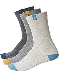 adidas Calcetines Crew Tf 2 multicolor/blanco talla: 43 al 46 EU I 9-11.5 USA I 8.5-11 UK