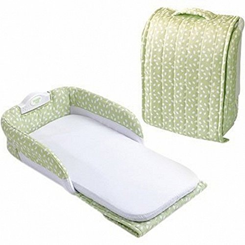 Crib Babybett im Freienpicknick-Reisekomfortbett Babybett-Schlafenkorb tragbares faltendes Multifunktionsneuer Neugeborenes Bett 72 * 39cm