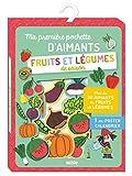 Ma première pochette d'aimants fruits et légumes de saison...