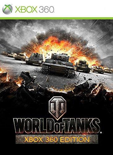 MICROSOFT 4ZP-00010 World of Tanks X360 Xbox360 FR PAL DVD