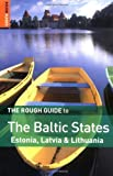 Front cover for the book The Rough Guide to The Baltic States by Jonathan Bousfield