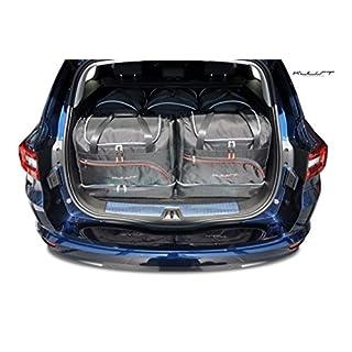 Auto Taschen Renault Talisman GRANDTOUR I 2015+ 5STK KOFFERRAUMTASCHEN CARBAGS