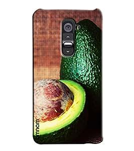 Omnam Fruit Badam Printed Designer Back Case For Moto G2