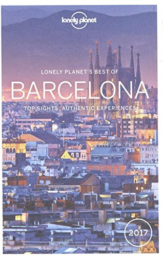 Lonely Planet Best of Barcelona 2017 (Travel
