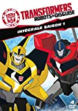 Coffret transformers - robots in disguise, saison 1