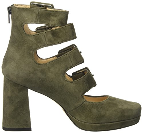 BATA  7237984, Damen Pumps, grün Verde (Verde)