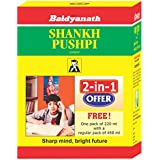 Baidyanath Shankhapushpi Sharbat - 450 ml with Free Sharbat - 220 ml