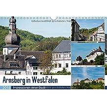 Arnsberg in Westfalen (Wandkalender 2018 DIN A4 quer): Arnsberg in Westfalen - Perle des Sauerlandes (Monatskalender, 14 Seiten ) (CALVENDO Orte) [Kalender] [Jun 20, 2017] Möller, Christof
