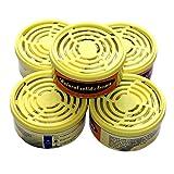 5 Stück Aroma-Nachfüllpackungen Zitrone für Luftreiniger B-757 und B-H04 -