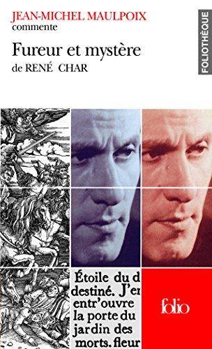 Fureur et mystère de René Char (Essai et dossier)