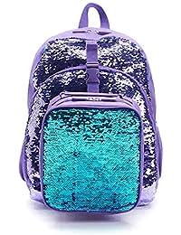 Preisvergleich für Unknown, Mädchen Kinderrucksack Violett violett Einheitsgröße