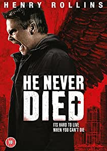 He Never Died [DVD]