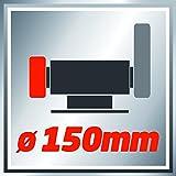 Einhell Stand-Bandschleifer TH-US 240 (240 W, inkl. Grobschleifscheibe und Schleifband, Scheibendurchmesser 150 mm, Schleifband 50x686 mm) für Einhell Stand-Bandschleifer TH-US 240 (240 W, inkl. Grobschleifscheibe und Schleifband, Scheibendurchmesser 150 mm, Schleifband 50x686 mm)