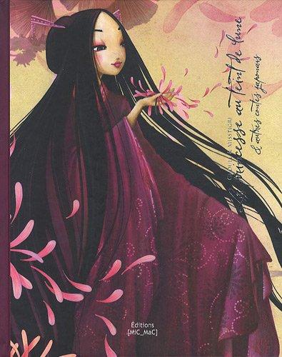 La princesse au teint de lune et autres contes japonais