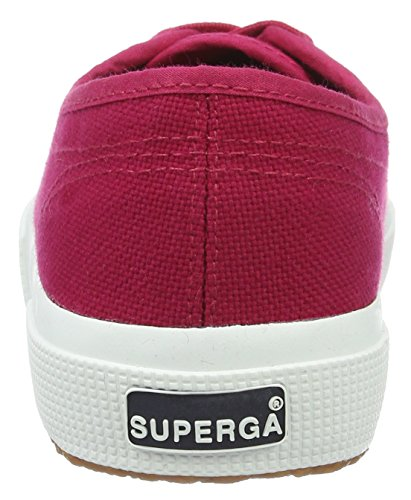 Superga Unisex-Erwachsene 2750 Cotu Classic Low-Top Rot (red-cerise)