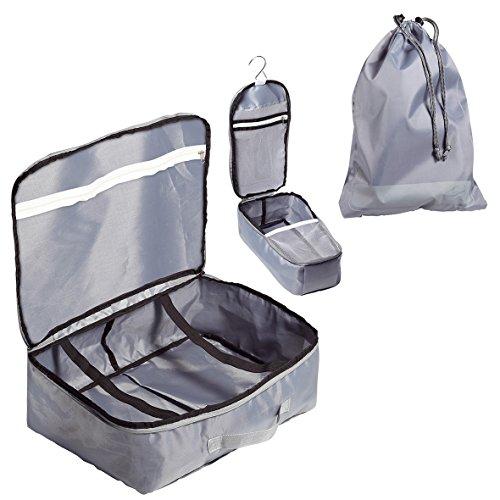 Kofferordnungssystem 3-Teilig