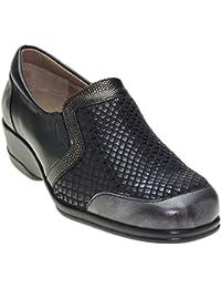 COPER - Zapato Comodón Cerrado con Elásticos - Modelo 105531