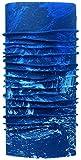 Original Buff 113065.707.10.00 Tubular de Microfibra, Unisex Adulto, Azul, Talla Única