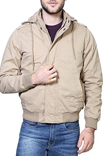 Allen Solly Men Regular Fit Outerwear_aljk515c04149_s_beige