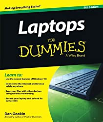 Laptops For Dummies 6e