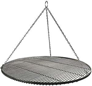 grillrost schwenkgrill edelstahl 80 cm inclusive kettensatz stababstand 12 mm garten. Black Bedroom Furniture Sets. Home Design Ideas