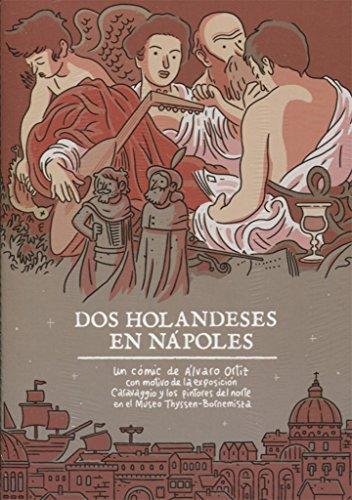 Portada del libro Dos holandeses en Nápoles