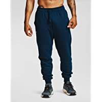 Under Armour Men's Rival Fleece Joggers Comfortable and Warm Tight Tracksuit Bottoms for Men, Men's Jogger Bottoms with…