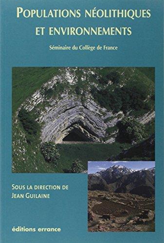 Populations nolithiques et environnements