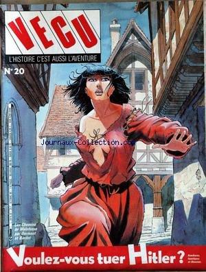 VECU [No 20] du 01/10/1986