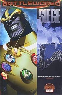 Siege: Battleworld (0785195491) | Amazon Products