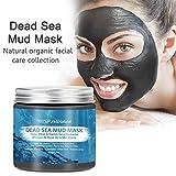 Totes Meer Schlamm Gesichtsmaske für Gesicht, Akne, fettige Haut& Mitesser, Siman Pure Reinigung Anti Aging Natural Dead Sea Mud Mask Gesicht & Körper-Maske, für Frauen& Männer