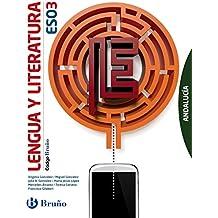 Código Bruño Lengua y Literatura 3 ESO Andalucía - 9788469612675