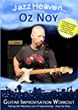 Jazz Fusion Funk Blues Jazz-Rock Gitarre Lehr-DVD Oz Noy Guitar Improvisation Workout Harmonik Improvisation Video Licks Solos Techniken Jazz-Gitarre Lernen Tipps Harmonielehre Akkorde JazzGitarre