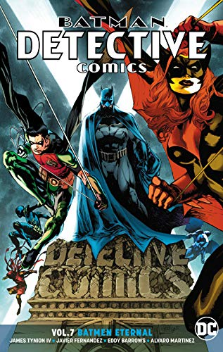 mics Vol. 7: Batmen Eternal ()