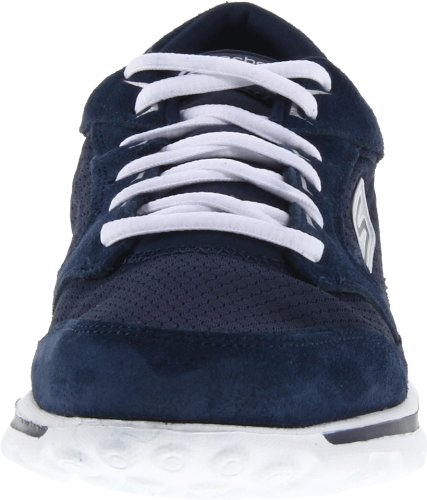 Skechers - Go Walkaction, Sneaker basse Donna Blu (Blau (NVW))