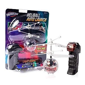 Heliball HB-1014 - Lanzamiento automático, tecnología patentada, Multi