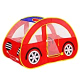Best Outdoor Toys For Little Kids - Baybee Kids Car Pop-up Play Tent House Review