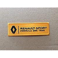 aufnaher Toppa Blue Hawaii Parches para Renault Sport Team, 11 x 3,5 cm