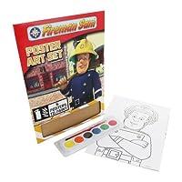 Anker Fireman Sam Poster Art Set