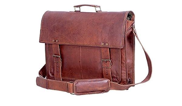 Original Leather Laptop Bag/Bagpack/Satchel Messenger Bag