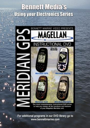 MAGELLAN MERIDIAN SERIES (Meridian, Marine, Gold & Platinum) Platinum Gps
