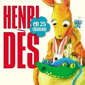 Henri D�s en 25 chansons
