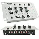 600W PA Karaoke Party Musikanlage Boxen USB SD MP3 Verstärker Mixer Funkmikrofon DJ-685