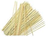 Times - Pinchos de Bambu para Brochetas de Barbacoa - Set de 300 - 25 cm