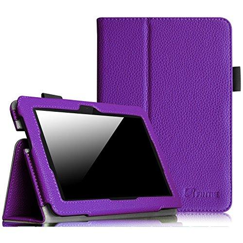 FINTIE EKF0038UK EKF0038UK Tablet-Schutzhülle, Kindle Fire HDX 7 Inch, Violett, Stück: 1