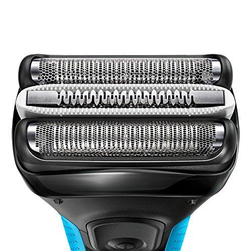 Braun Series 3 3040 - Afeitadora eléctrica con tecnología Wet Dry ed13543a21f9