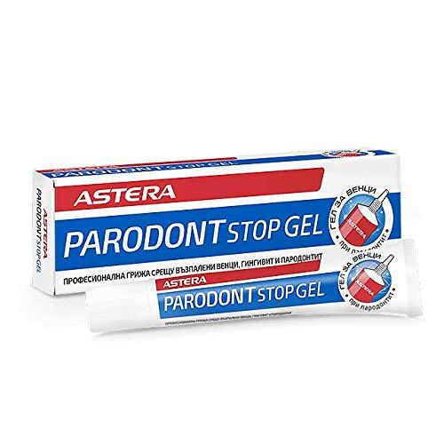 ASTERA Parodont Stop -Festigt Und Kräftigt Das Zahnfleisch. Unterdrückt Die Blutung, 20ml -