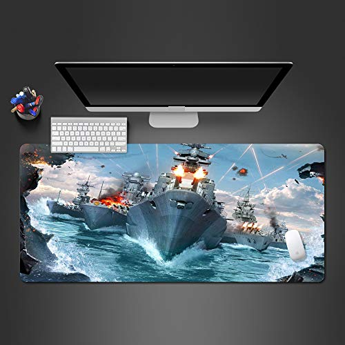 Hochwertige Gaming-Mauspad Mode Computer Tastatur Pad 2 900X300X2MM