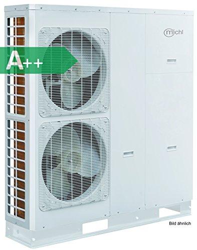 Michl Inverter Luft-/ Wasser Wärmepumpe 14 kw