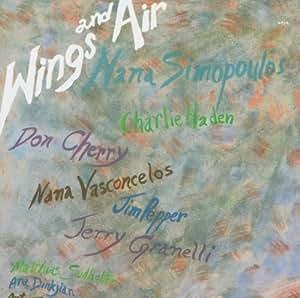 Nana Simopoulos Wings And Air